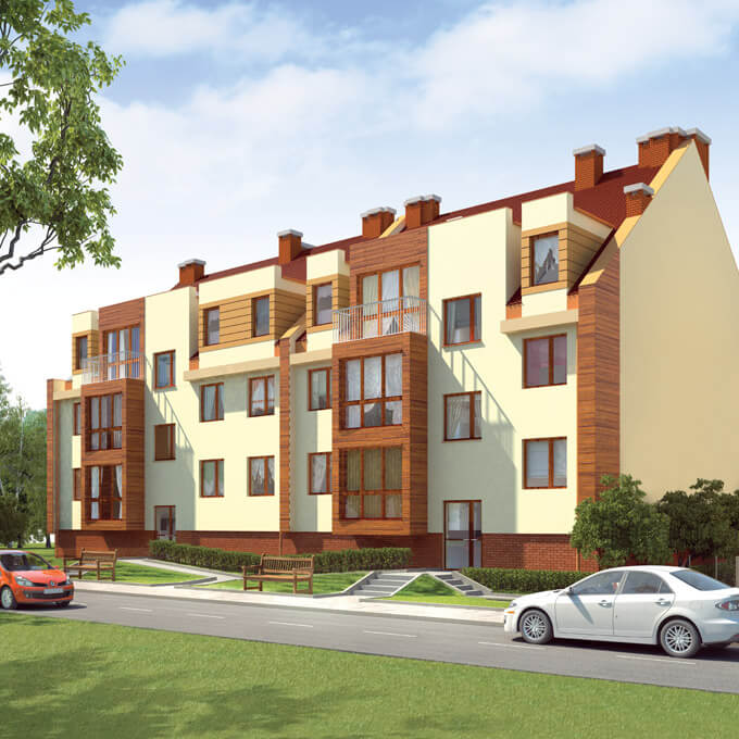 Wizualizacja - Mieszkania Ołtaszyn - Brylantowa (4)')
