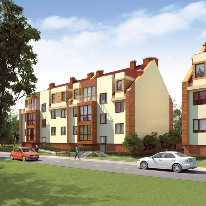 Wizualizacja - Mieszkania Ołtaszyn - Brylantowa (5)')